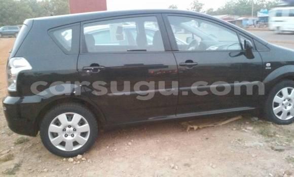 Acheter Neuf Voiture Toyota Verso Noir à Ouagadougou, Burkina-Faso