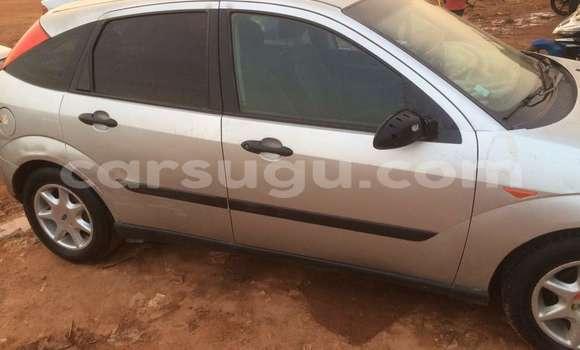 Acheter Occasion Voiture Ford Focus Gris à Ouagadougou au Burkina-Faso