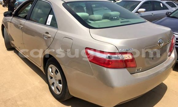 Acheter Occasion Voiture Toyota Camry Marron à Ouagadougou au Burkina-Faso