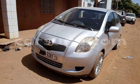 Acheter Occasion Voiture Toyota Yaris Gris à Ouagadougou au Burkina-Faso