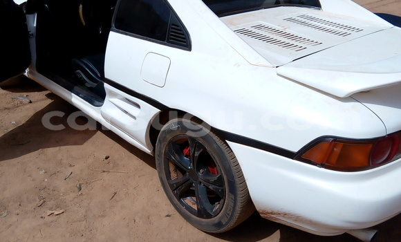 Acheter Occasion Voiture Toyota MR2 Blanc à Ouagadougou au Burkina-Faso