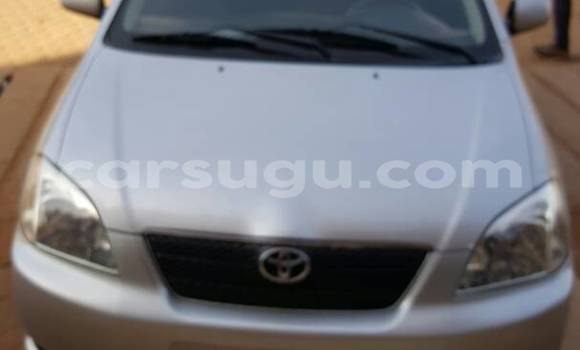 Acheter Occasion Voiture Toyota Corolla Gris à Ouagadougou, Burkina-Faso