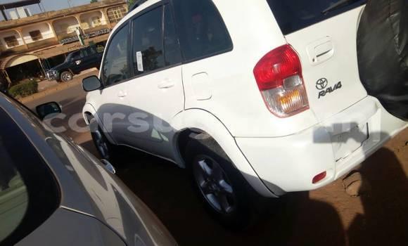 Acheter Neuf Voiture Toyota RAV4 Blanc à Bobo Dioulasso au Burkina-Faso
