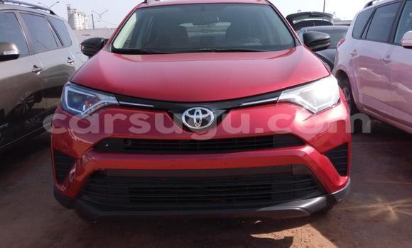 Acheter Occasion Voiture Toyota RAV4 Rouge à Ouagadougou, Burkina-Faso