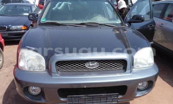 Acheter Occasion Voiture Hyundai Santa Fe Noir à Ouagadougou au Burkina-Faso