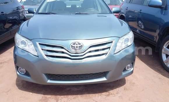 Acheter Occasion Voiture Toyota Camry Gris à Ouagadougou au Burkina-Faso
