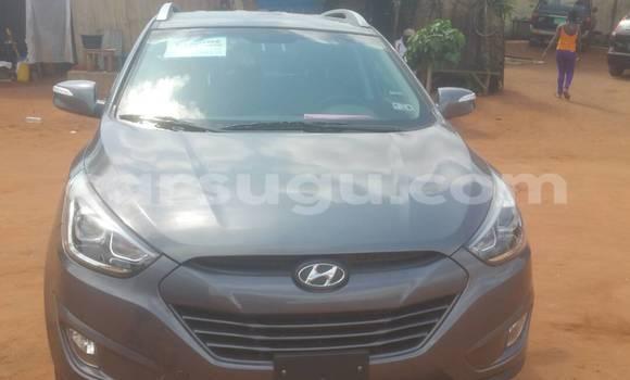 Acheter Occasion Voiture Hyundai Tucson Gris à Ouagadougou, Burkina-Faso