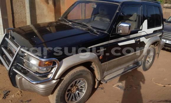 Acheter Occasion Voiture Mitsubishi Pajero Noir à Ouagadougou, Burkina-Faso
