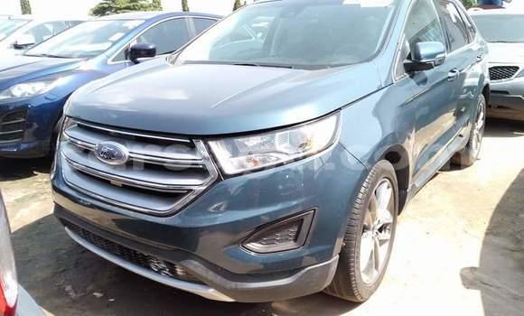 Acheter Occasion Voiture Ford Edge Bleu à Ouagadougou, Burkina-Faso