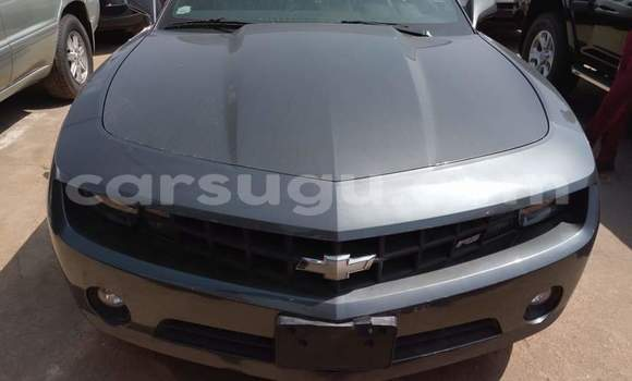 Acheter Occasions Voiture Chevrolet Camaro Noir à Ouagadougou au Burkina-Faso