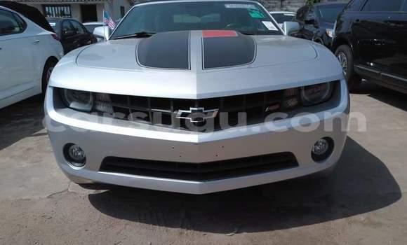 Acheter Occasion Voiture Chevrolet Camaro Gris à Ouagadougou, Burkina-Faso