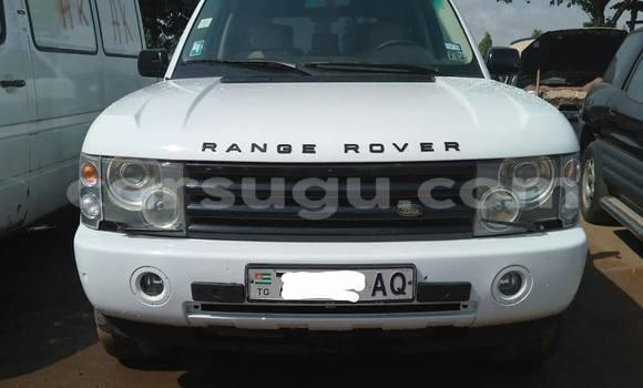 Acheter Occasion Voiture Land Rover Range Rover Vogue Blanc à Ouagadougou, Burkina-Faso