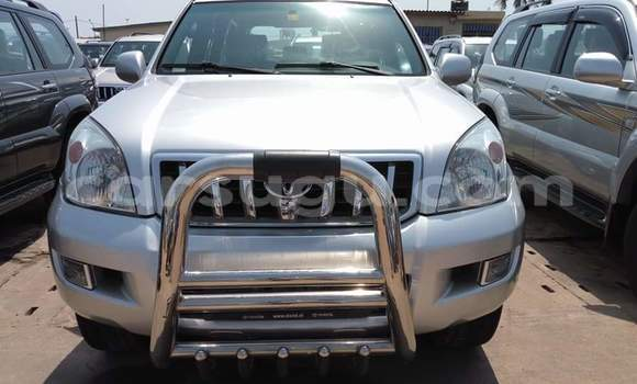 Acheter Occasion Voiture Toyota Land Cruiser Prado Gris à Ouagadougou au Burkina-Faso