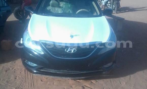 Acheter Occasions Voiture Hyundai Sonata Noir à Ouagadougou, Burkina-Faso