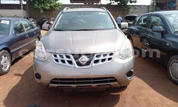 Acheter Occasion Voiture Nissan Rogue Gris à Ouagadougou au Burkina-Faso
