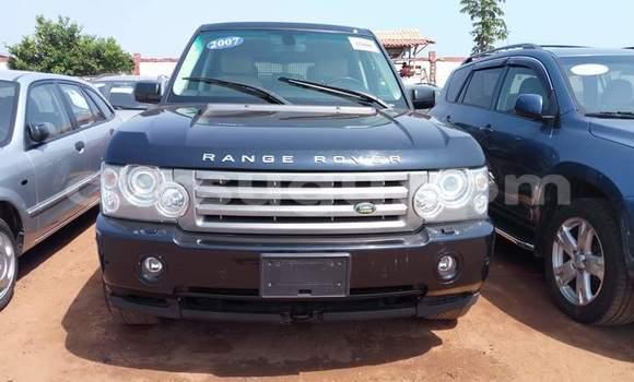 Acheter Occasion Voiture Land Rover Range Rover Vogue Noir à Ouagadougou au Burkina-Faso