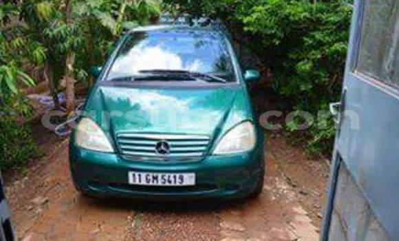 Acheter Occasion Voiture Mercedes-Benz A–Class Vert à Ouagadougou, Burkina-Faso