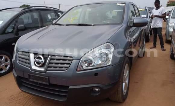 Sayi Na hannu Nissan Qashqai Gris Mota in Ouagadougou a Burkina-Faso