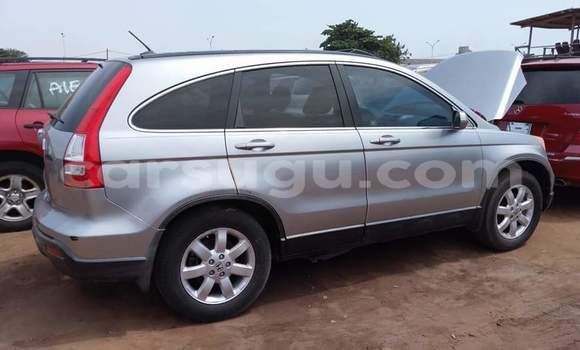 Acheter Occasions Voiture Honda CR–V Gris à Ouagadougou au Burkina-Faso