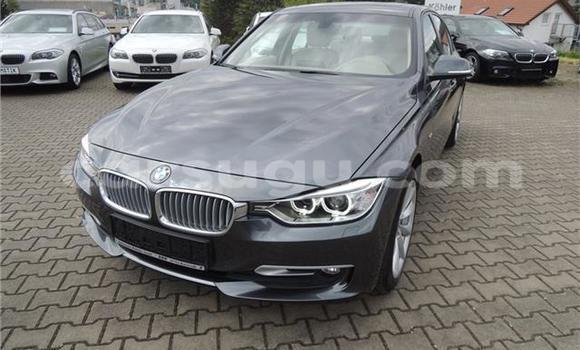 Acheter Occasion Voiture BMW 3–Series Noir à Ouagadougou, Burkina-Faso