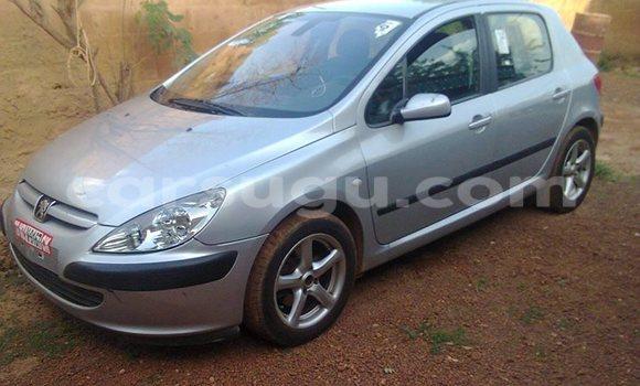 Acheter Occasion Voiture Peugeot 307 Noir à Ouagadougou au Burkina-Faso