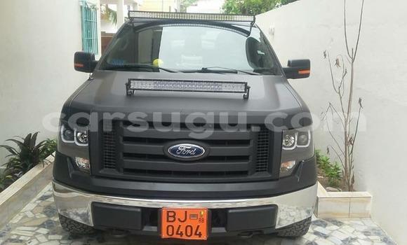 Acheter Occasion Voiture Ford F-150 Noir à Ouagadougou au Burkina-Faso