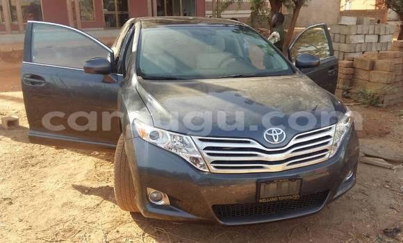 Acheter Occasion Voiture Toyota Venza Gris à Ouagadougou au Burkina-Faso