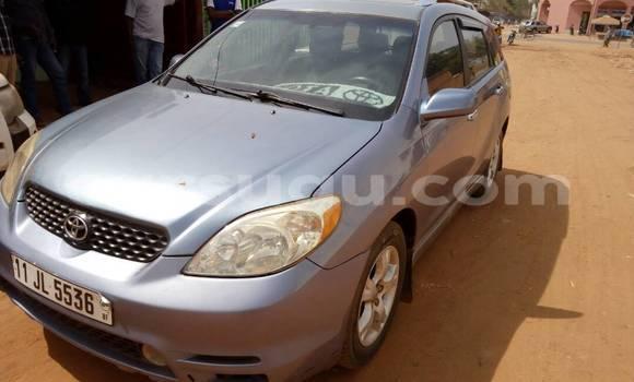 Acheter Occasion Voiture Toyota Matrix Gris à Ouagadougou au Burkina-Faso