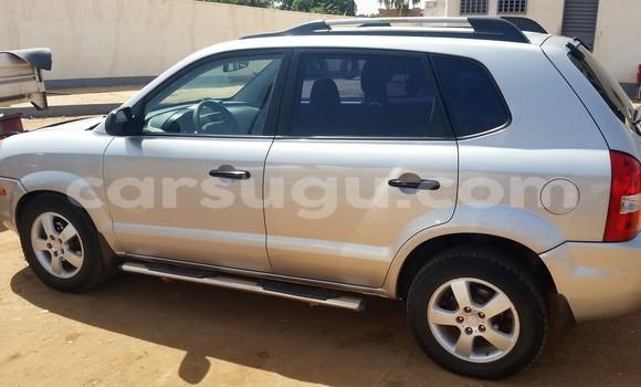 Acheter Occasion Voiture Hyundai Tucson Gris à Ouagadougou au Burkina-Faso