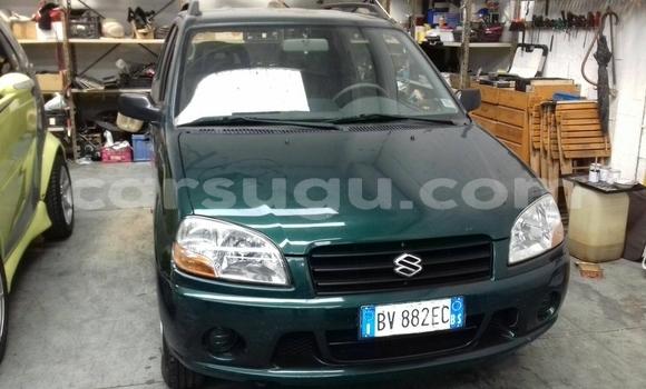 Acheter Neuf Voiture Suzuki Ignis Vert à Ouagadougou au Burkina-Faso