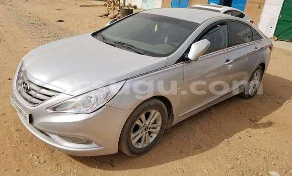 Acheter Occasion Voiture Hyundai Sonata Gris à Ouagadougou au Burkina-Faso
