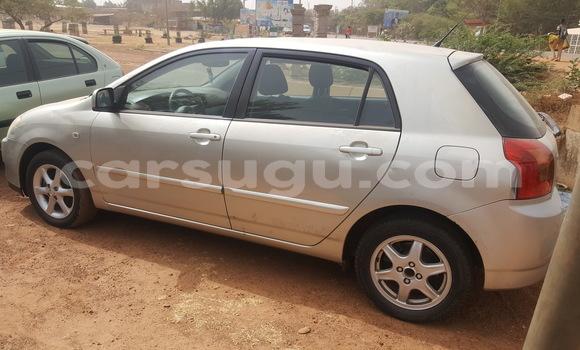 Acheter Occasions Voiture Toyota Corolla Gris à Ouagadougou au Burkina-Faso