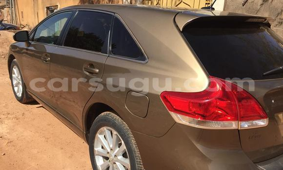 Acheter Occasion Voiture Toyota Venza Noir à Ouagadougou, Burkina-Faso