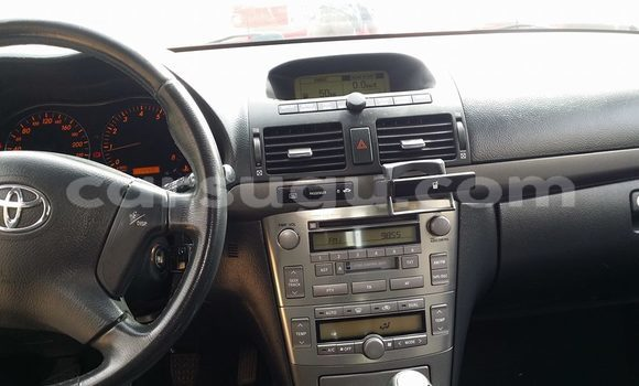 Acheter Neuf Voiture Toyota Avensis Marron à Ouagadougou, Burkina-Faso
