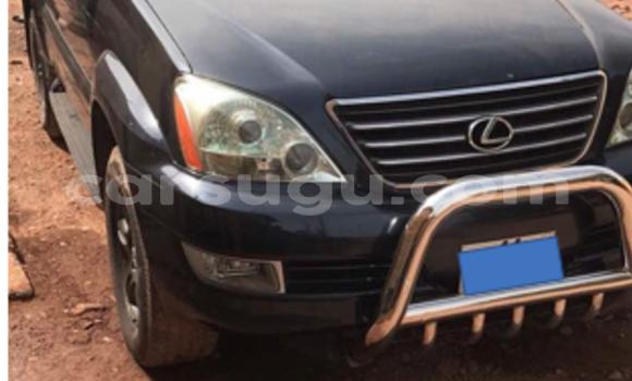 Acheter Occasion Voiture Lexus GX 470 Noir à Ouagadougou au Burkina-Faso