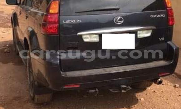 Acheter Neuf Voiture Lexus GX 470 Noir à Ouagadougou au Burkina-Faso