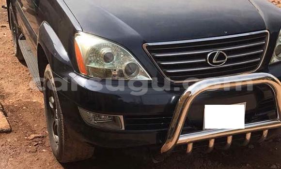 Acheter Occasion Voiture Lexus GX 470 Noir à Ouagadougou, Burkina-Faso