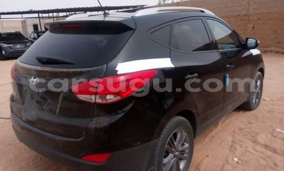 Acheter Occasion Voiture Hyundai ix35 Noir à Ouagadougou au Burkina-Faso