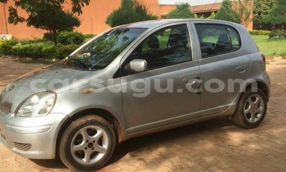 Acheter Occasions Voiture Toyota Yaris Gris à Ouagadougou au Burkina-Faso
