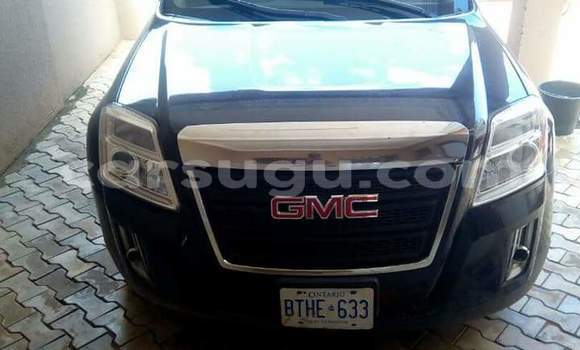 Acheter Occasion Voiture GMC Acadia Noir à Ouagadougou, Burkina-Faso