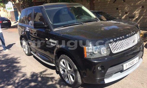 Acheter Occasion Voiture Land Rover Range Rover Noir à Ouagadougou au Burkina-Faso