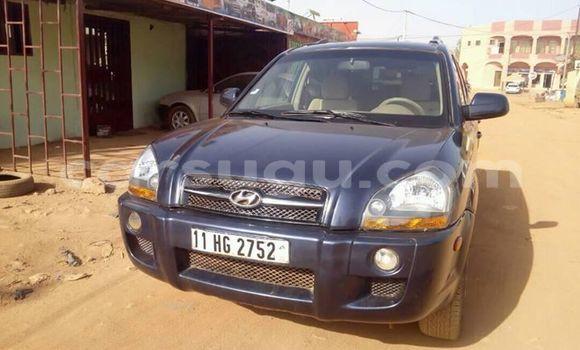 Acheter Occasion Voiture Hyundai Tucson Bleu à Ouagadougou au Burkina-Faso