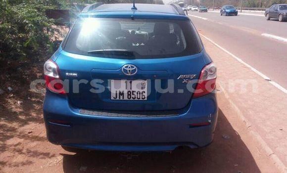 Acheter Occasion Voiture Toyota Matrix Bleu à Ouagadougou au Burkina-Faso