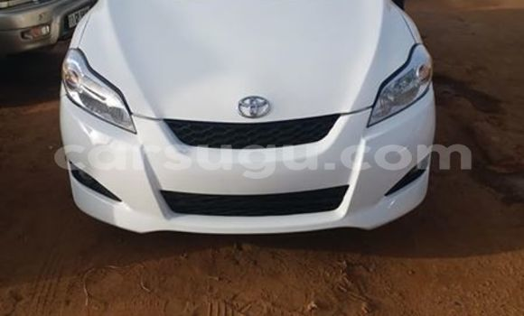 Acheter Occasion Voiture Toyota Matrix Blanc à Ouagadougou au Burkina-Faso
