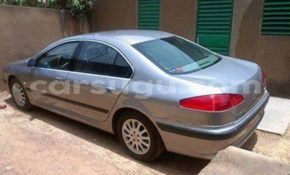 Acheter Occasion Voiture Peugeot 607 Beige à Ouagadougou au Burkina-Faso