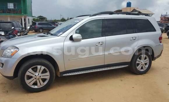 Acheter Occasion Voiture Mercedes‒Benz GL-Class Gris à Ouagadougou au Burkina-Faso