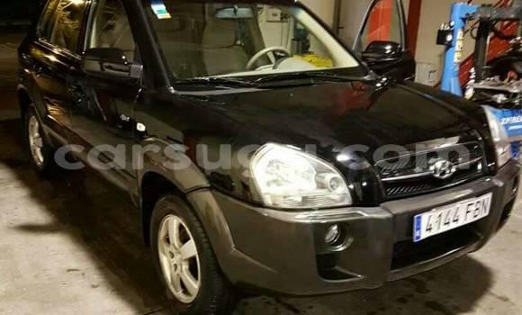 Acheter Occasion Voiture Hyundai Tucson Noir à Ouagadougou au Burkina-Faso