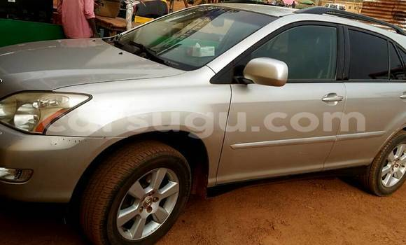 Acheter Occasion Voiture Lexus RX 350 Gris à Ouagadougou au Burkina-Faso