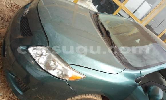 Acheter Occasion Voiture Toyota Corolla Vert à Ouagadougou, Burkina-Faso