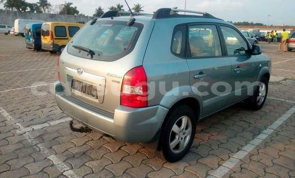 Acheter Occasion Voiture Hyundai Tucson Vert à Ouagadougou, Burkina-Faso